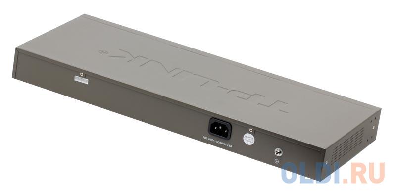 Коммутатор TP-LINK TL-SG1024 24-ports 10/100/1000Mbps, metal case коммутатор tp link tl sg1024 v11