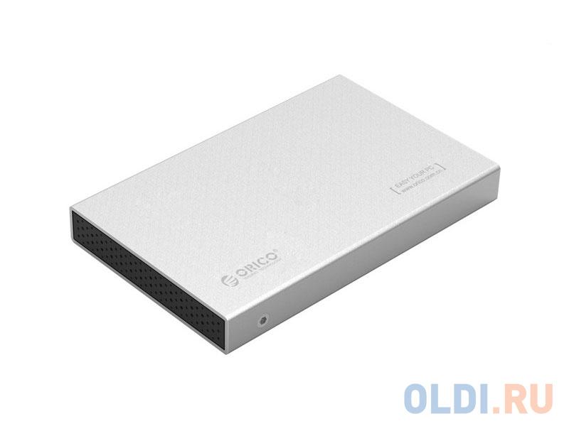 Внешний бокс HDD/SSD 2.5 Orico 2518S3-SV фото