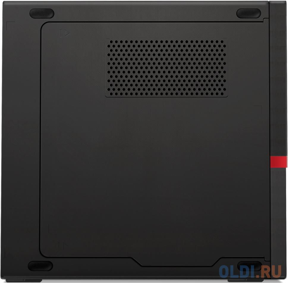 ПК Lenovo ThinkCentre Tiny M720q slim i7 9700T (2)/8Gb/SSD256Gb/UHDG 630/Windows 10 Professional 64/GbitEth/WiFi/BT/65W/клавиатура/мышь/черный