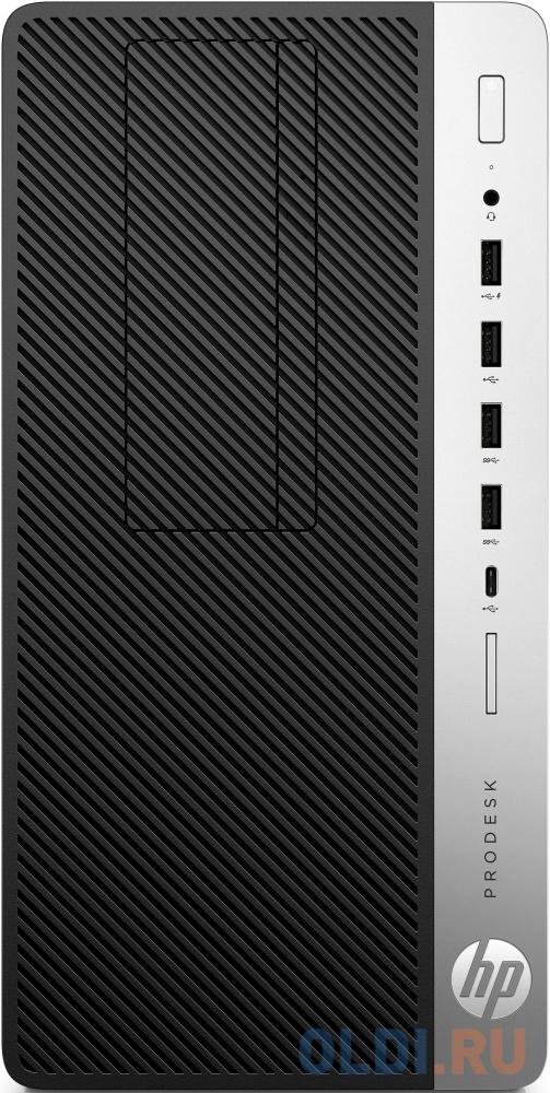 ПК HP ProDesk 600 G5 MT i5 9500 (3)/8Gb/SSD256Gb/UHDG 630/DVDRW/Windows 10 Professional 64/GbitEth/250W/клавиатура/мышь/черный
