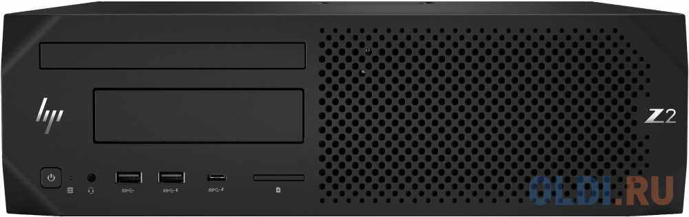 ПК HP Z2 G4 SFF i7 9700 (3)/8Gb/1Tb 7.2k/UHDG 630/DVDRW/CR/Windows 10 Professional 64/GbitEth/400W/клавиатура/мышь/черный