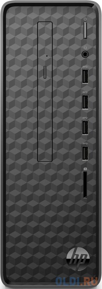 Системный блок HP Slim S01-pF1010ur MT 2S8J0EA