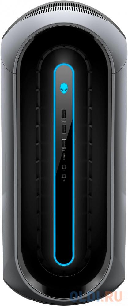 ПК Alienware Aurora R12 MT Core i9 11900F (2.5)/32Gb/SSD1Tb/RTX3090 24Gb/Windows 10/GbitEth/WiFi/BT/1000W/клавиатура/мышь/черный dell alienware aurora r12 core i9 11900f 32gb ddr4 1tb ssd nvidia rtx 3080 10gb gddr6x 2yw win 10 home dark side of the moon wi fi bt kb