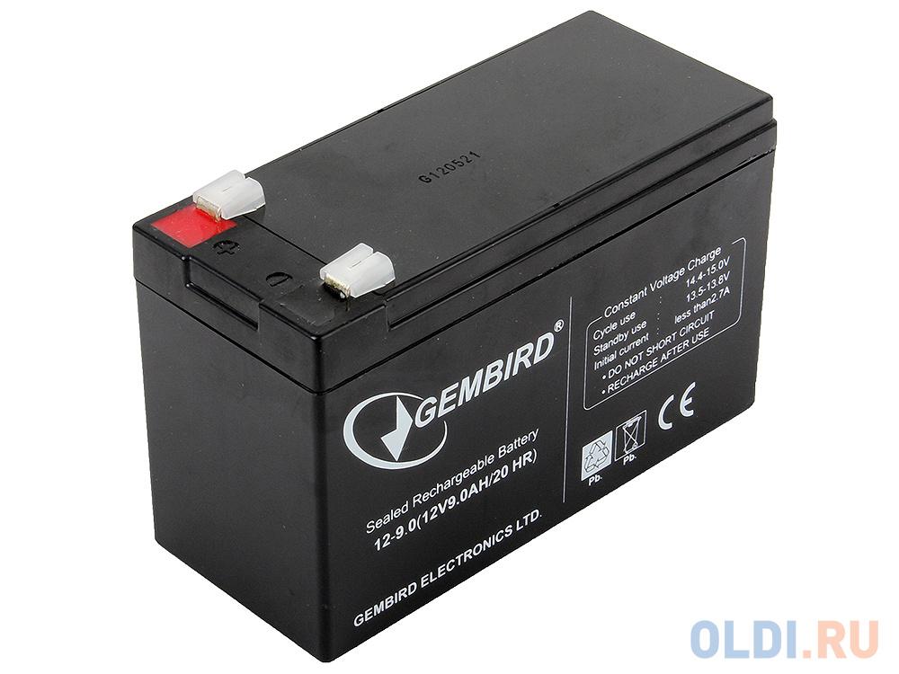 """Аккумулятор для ИБП """"Gembird"""" BAT-12V9AH"""