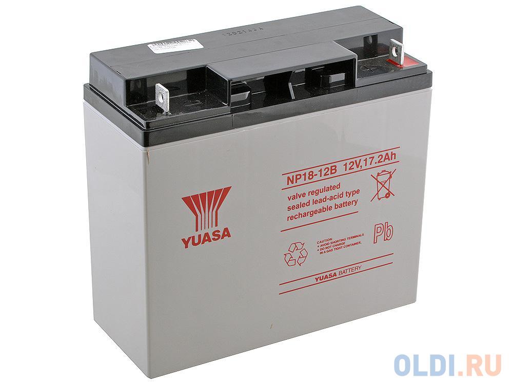 Аккумулятор Yuasa 12V17Ah (NP18-12)