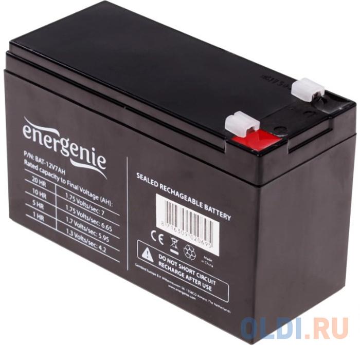 Gembird/Energenie Аккумулятор для Источников Бесперебойного Питания BAT-12V7.2AH