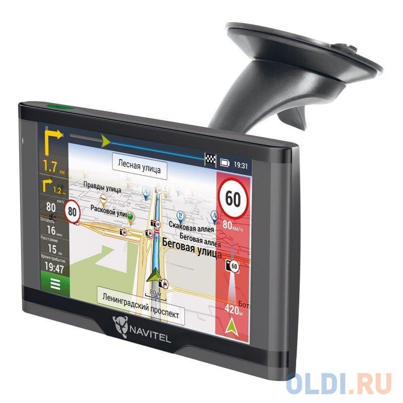 Навигатор Автомобильный GPS Navitel N500 MAG 5