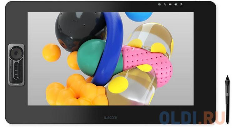 Графический планшет Wacom Cintiq Pro 24 Creative Pen Display DTK-2420 черный USB