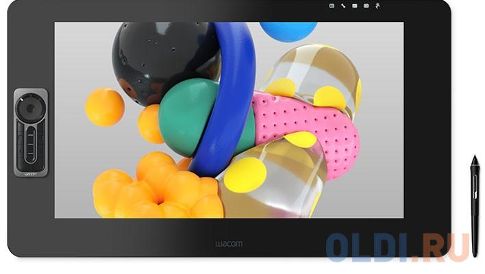 Графический планшет Wacom Cintiq Pro 24 touch DTH-2420