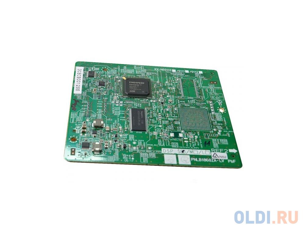 Плата Volp DSP тип S Panasonic KX-NS5110X плата isdn pri panasonic kx tda0290cj