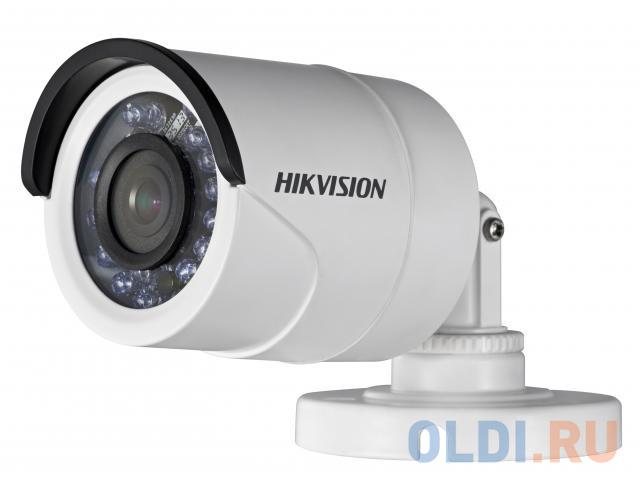 Камера видеонаблюдения Hikvision DS-2CE16C0T-VFPK HD TVI цветная камера видеонаблюдения hikvision ds 2ce16h8t itf 3 6мм