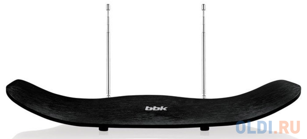Антенна телевизионная BBK DA23C активная антенна bbk da23c комнатная антенна vhf 87 5 230 мгц uhf 470 862 мгц 30dbi