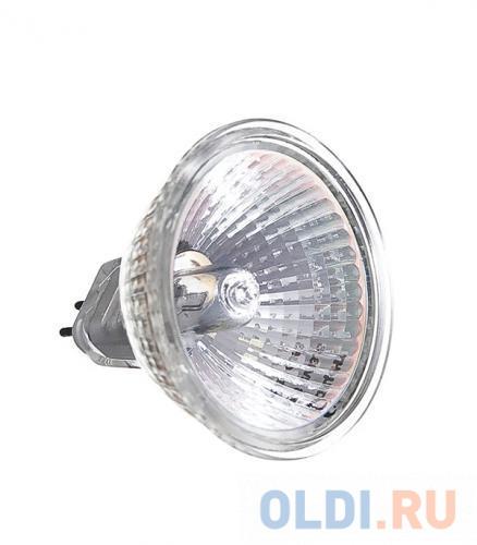 Лампа галогенная рефлекторная Акцент MR16 12В 35W 36° GU5.3 GU5.3 35W 2700K 10 штук
