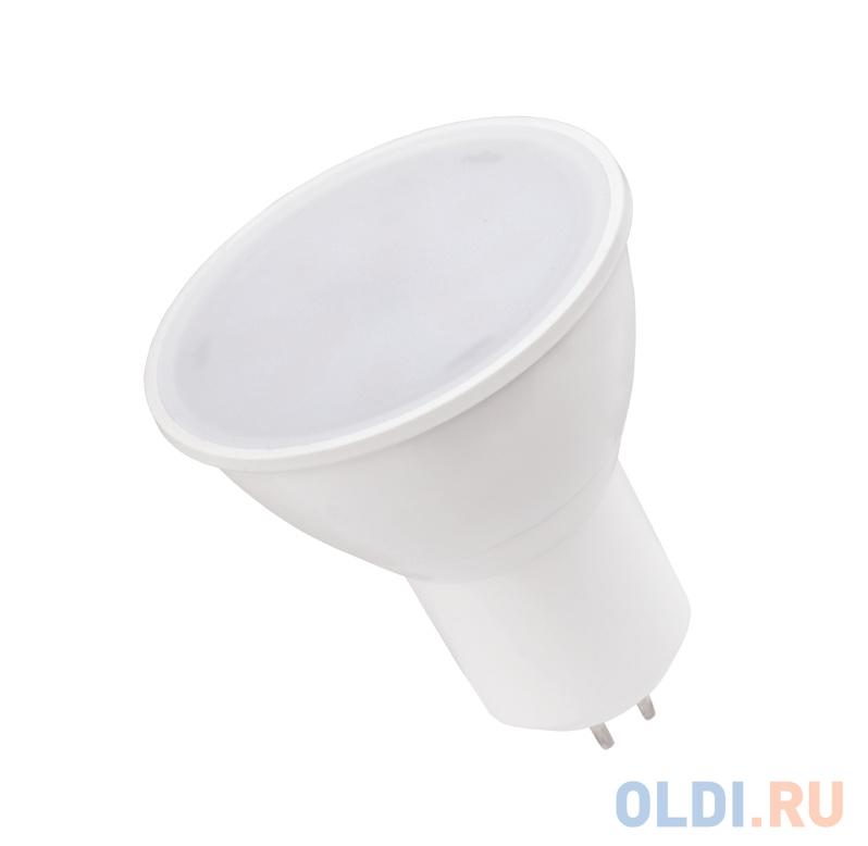 Лампа светодиодная IEK 422026 ECO MR16 софит 7Вт 230В 4000К GU5.3 LLE-MR16-7-230-40-GU5