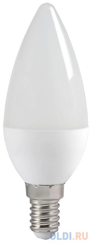 Фото - Iek LLE-C35-5-230-30-E14 Лампа светодиодная ECO C35 свеча 5Вт 230В 3000К E14 IEK iek llf c35 5 230 30 e14 cl лампа led c35 свеча прозр 5вт 230в 3000к e14 серия 360°