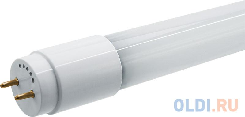 Лампа светодиодная линейная Navigator NLL-G-T8-18-230-4K-G13 (аналог 36 Вт 1200 мм) G13 18W 4000K лампа philips g13 4000k дневной 16 вт 1200 мм