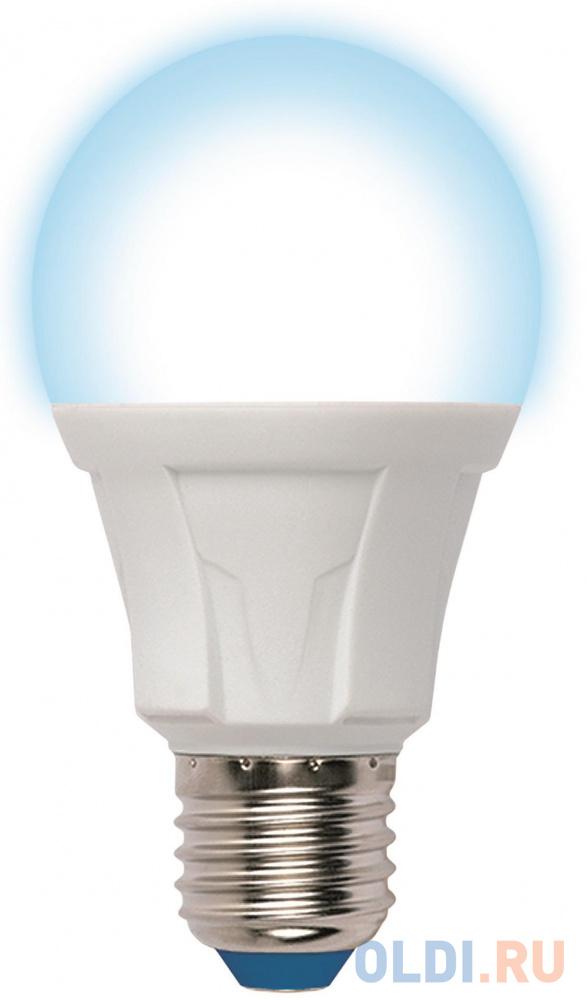 Лампа светодиодная груша Uniel LED-A60 13W/6500K/E27/FR PLP01WH E27 13W 6500K