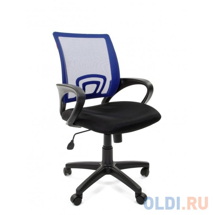 Офисное кресло Chairman 696 синий