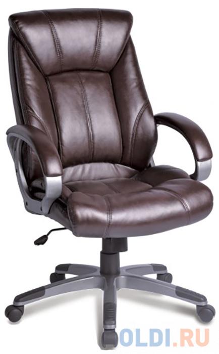 Кресло офисное BRABIX Maestro EX-506, экокожа, коричневое, 530878 кресло офисное brabix maestro ex 506 экокожа черное 530877