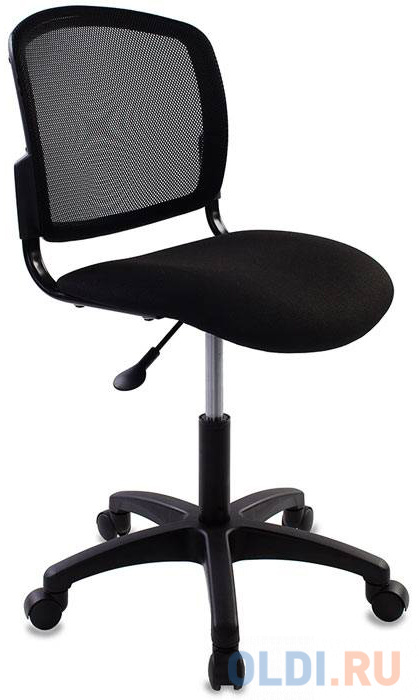 Кресло Бюрократ CH-1296NX/BLACK черный