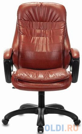 """Кресло офисное BRABIX """"Omega EX-589"""" коричневый"""