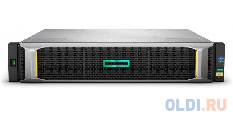 Сетевое хранилище HP MSA 2050 (Q1J29A) 24x2,5 сетевое хранилище apple time capsule 3tb me182ru a