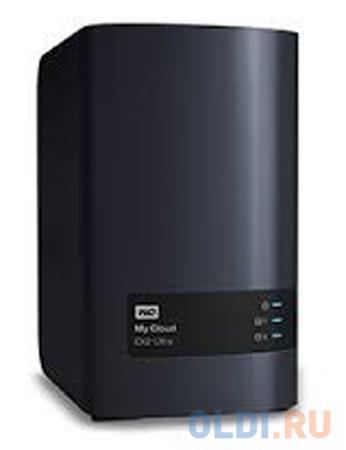 """Сетевое хранилище WD NAS WDBSHB0040JCH-EEUE 3.5"""" 4Tb"""