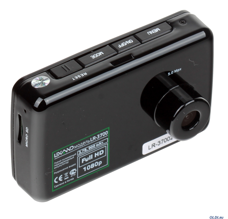 Видеорегистратор lr 3700