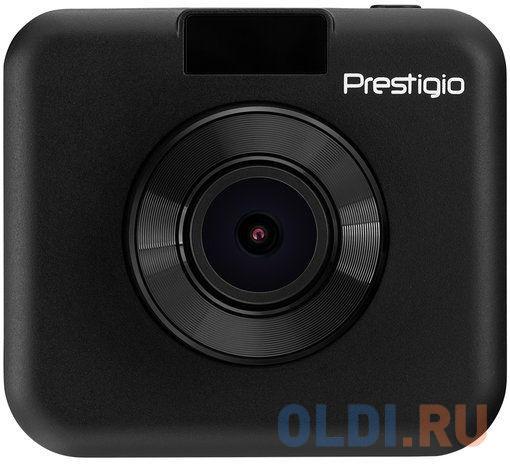 Автомобильный видеорегистратор Prestigio RoadRunner 155 автомобильный видеорегистратор prestigio roadrunner cube fhd 30fps 1 5 2 mp camera 140° 150 mah wifi g sensor red black metal plastic a3pcdvrr530wr