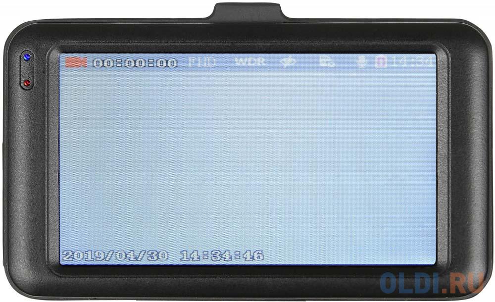 Видеорегистратор Digma FreeDrive 118 DUAL черный 1.3Mpix 1080x1920 1080p 150гр. JL5112 видеорегистратор digma freedrive 118 черный