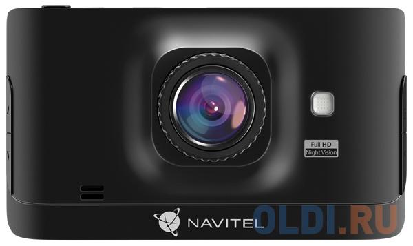 Видеорегистратор Navitel R400 NV черный 12Mpix 1080x1920 1080p 120гр. MSC8336 фото