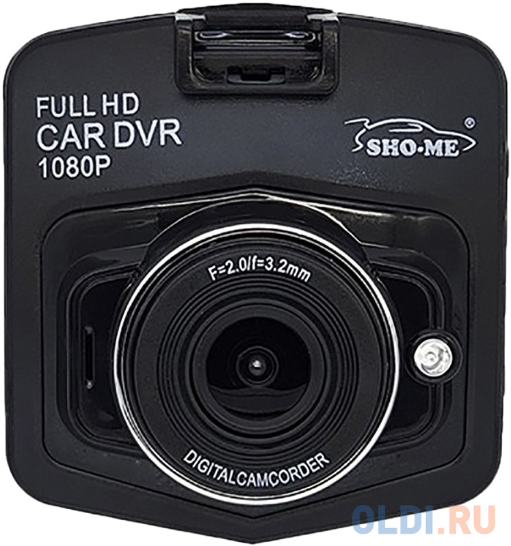 Видеорегистратор Sho-Me FHD-325 черный 1080x1920 1080p 140гр. GC1247+SC1034 автомобильный видеорегистратор sho me fhd 350