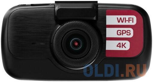 Prestigio RoadRunner 605GPS, 2.7 LCD (960x240) display, 4K UHD 3840x2160@30fps, FHD 1920x1080@30fp автомобильный видеорегистратор prestigio roadrunner cube fhd 30fps 1 5 2 mp camera 140° 150 mah wifi g sensor red black metal plastic a3pcdvrr530wr
