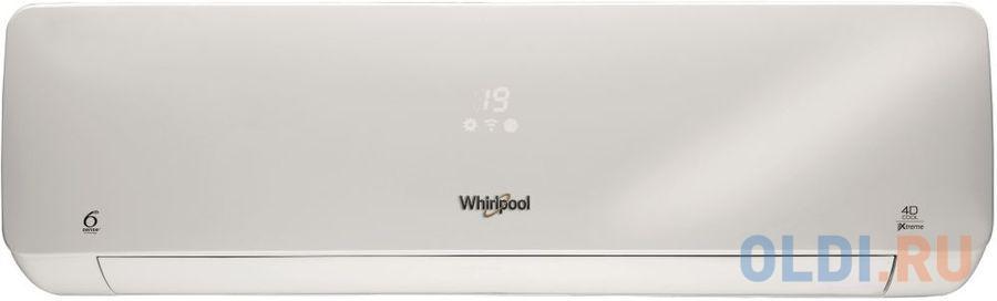 Сплит-система Whirlpool 6th Sense WHO412LB белый.