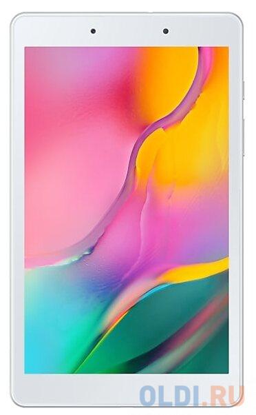 Планшет Samsung Galaxy Tab A 8 32Gb Silver Wi-Fi Bluetooth Android SM-T290NZKASER планшет samsung galaxy tab s3 sm t820 9 7 wi fi 32gb black