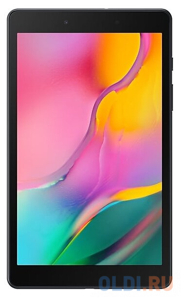 "Планшет Samsung Galaxy Tab A SM-T290 (2.0) 4C/RAM2Gb/ROM32Gb 8"" TFT 1280x800/Android 9.0/черный/8Mpix/2Mpix/BT/WiFi/Touch/microSD 512Gb/5100mAh"