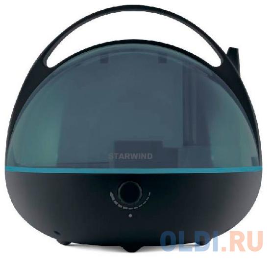Увлажнитель воздуха StarWind SHC3416 синий коричневый
