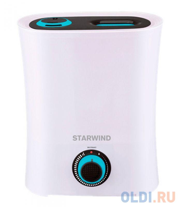 Увлажнитель воздуха StarWind SHC1322 белый