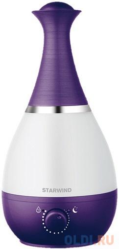 Увлажнитель воздуха StarWind SHC1221 фиолетовый