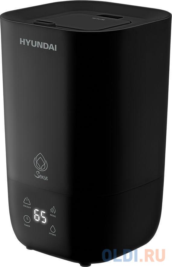 Картинка для Увлажнитель воздуха Hyundai H-HU16E-3.0-UI191 23Вт (ультразвуковой) черный