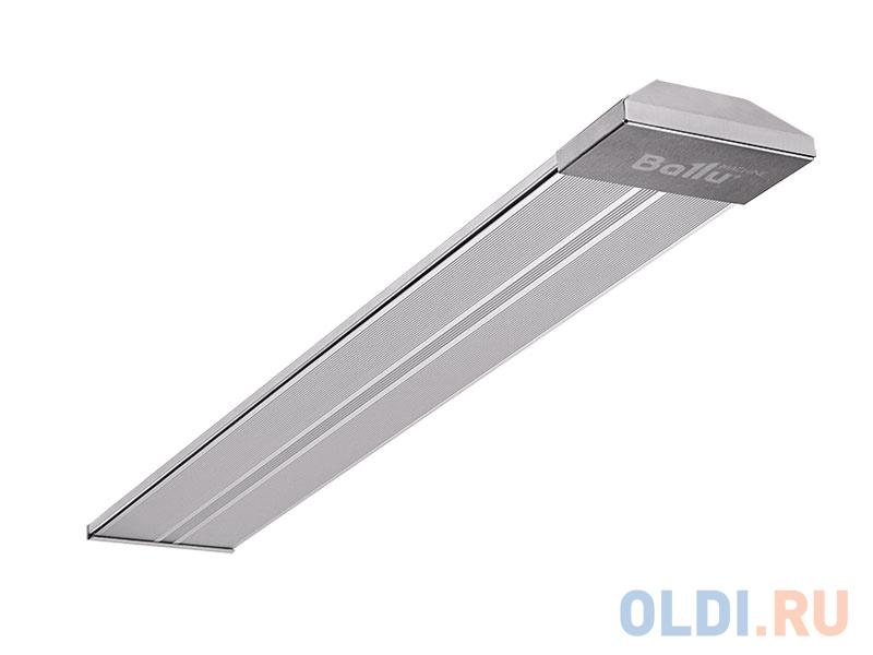 Инфракрасный обогреватель BALLU BIH-AP4-0.6 6000 Вт серый инфракрасный обогреватель ballu bih s2 0 6