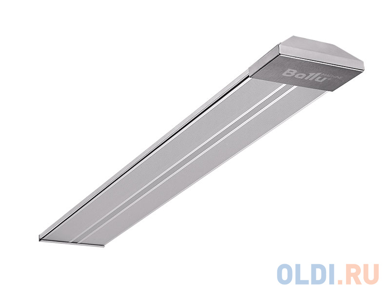 Инфракрасный обогреватель BALLU BIH-AP4-1.0 1000 Вт серый инфракрасный обогреватель ballu bih s2 0 6