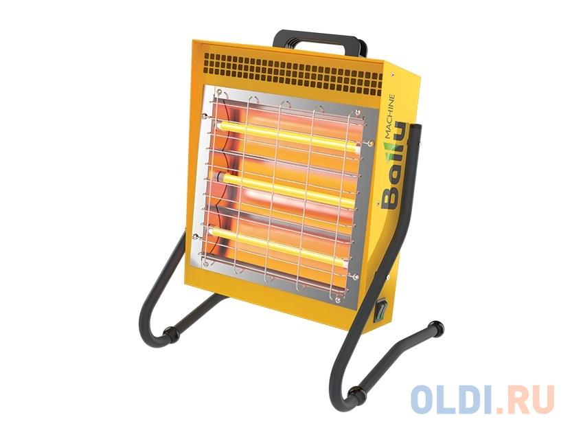 Инфракрасный обогреватель BALLU BIH-LM-1.5 1500 Вт чёрный желтый