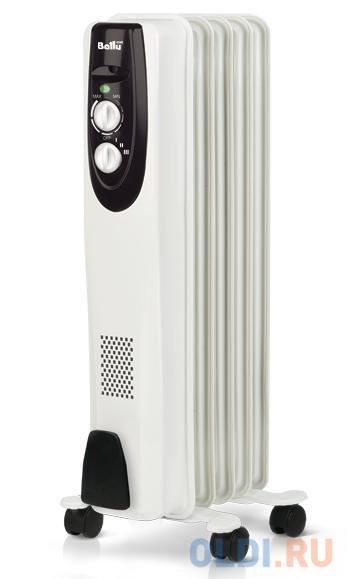 Масляный радиатор BALLU Classic BOH/CL-05WRN 1000 Вт белый недорого