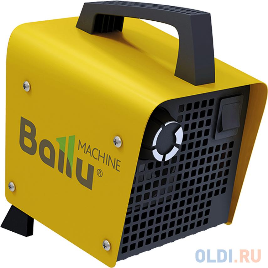 Тепловая пушка BALLU BKN-5 3000 Вт желтый