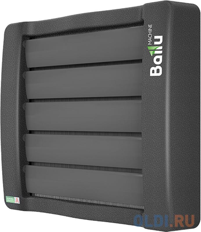 Тепловентилятор BALLU BHP-W3-20-S 160 Вт чёрный тепловентилятор ballu bhp w2 100 s 310 вт серый