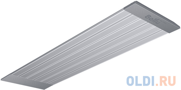 Инфракрасный обогреватель BALLU BIH-AP4-3.0 3000 Вт серый инфракрасный обогреватель ballu bih s2 0 6