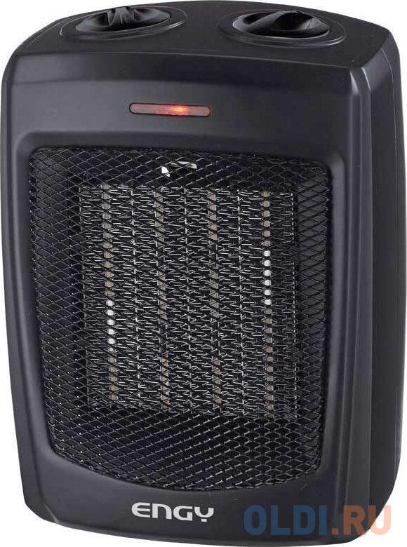 Тепловентилятор Engy KRP-3 1500 Вт чёрный.