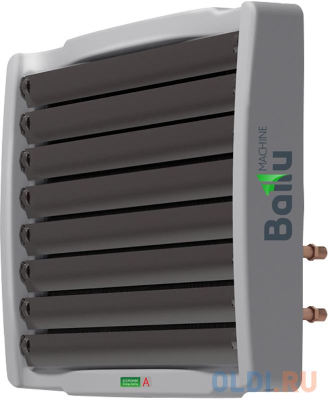Тепловентилятор BALLU BHP-W2-100-S 310 Вт серый тепловентилятор ballu bhp w2 100 s 310 вт серый