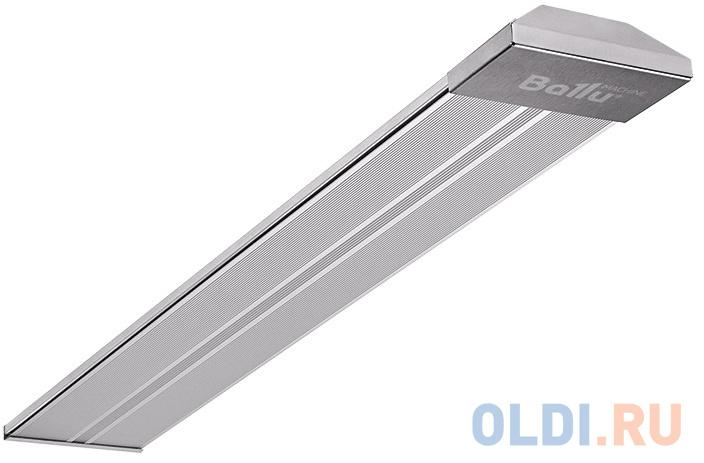 Инфракрасный обогреватель BALLU BIH-AP4-2.0 2000 Вт серебристый чёрный